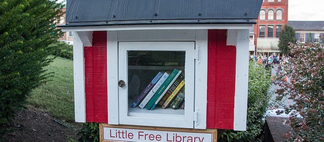 ספריה קטנה חינמית