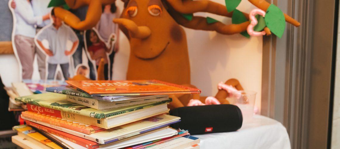 איך מעודדים ילדים לקרוא חלק ג'