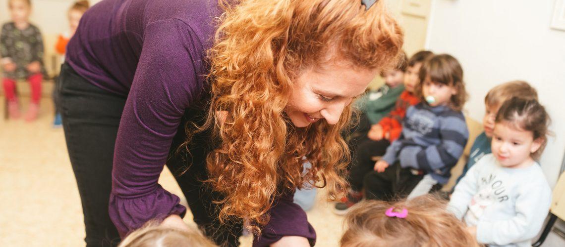 יצירת חיבור אישי עם כל ילד